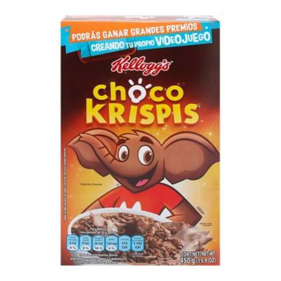 Walmart Super: Cereal Kellogg's Choco Krispis 450 g