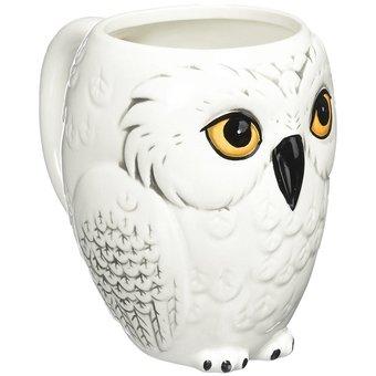Linio: Taza de Ceramica en Forma de Hedwig Harry Potter
