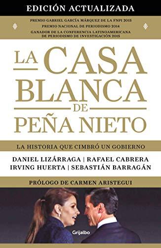 Amazon Kindle: La Casa Blanca de Peña Nieto