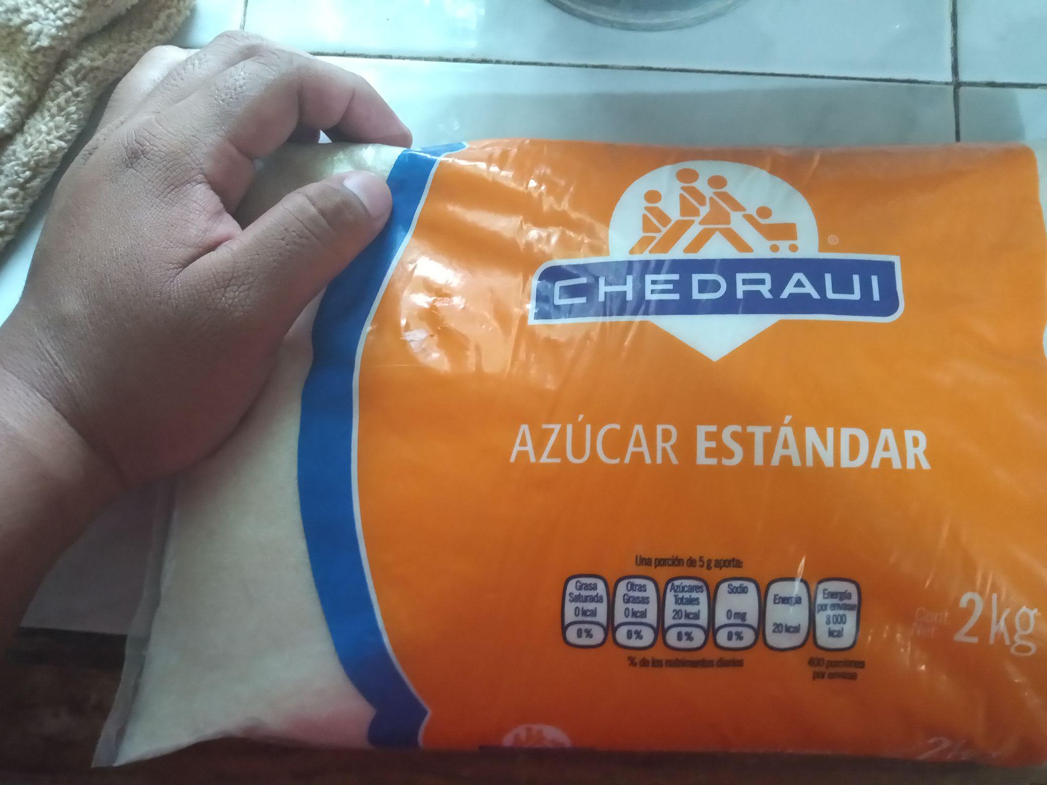 Chedraui : Azúcar Estandar 2 Kg Marca Chedraui