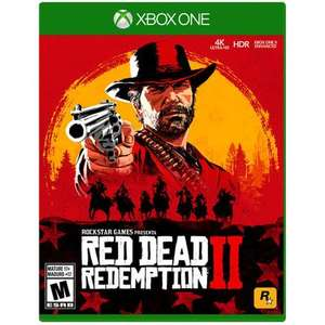 Elektra: Red Dead Redemption 2 Xbox One a $449