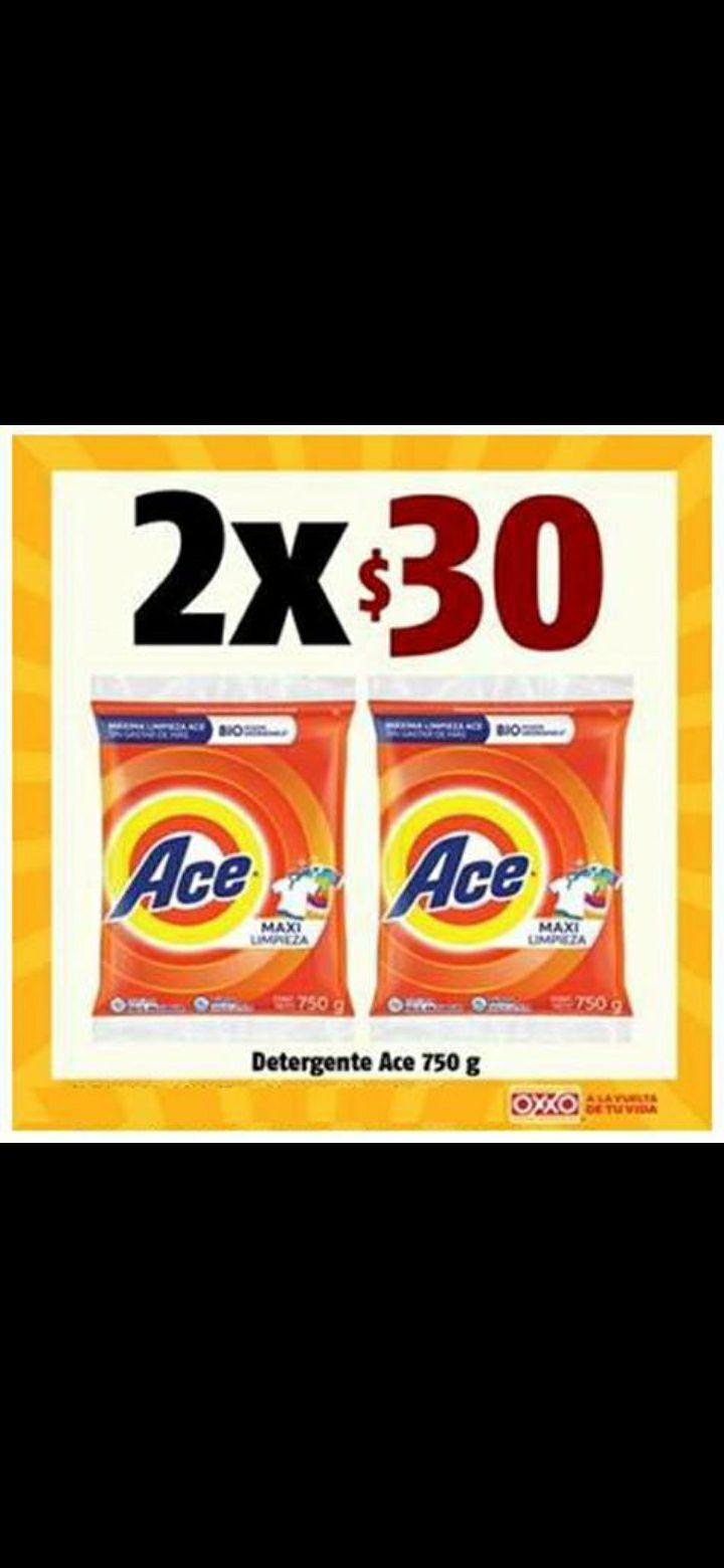 Oxxo Detergente Ace