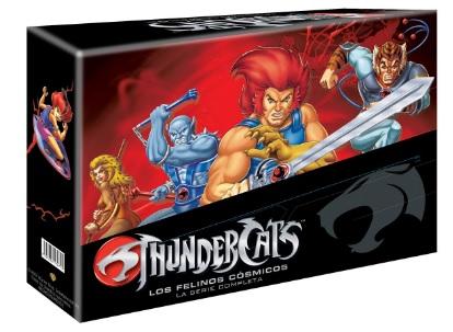 Claroshop: Thundercats SERIE COMPLETA Antes: $1,019 AHORA $474