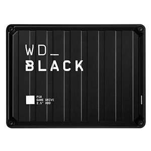 Amazon: 5tb Western Digital WD Black P10 Game Drive, Compatible con PS4, Xbox One, PC y Mac, PC, PS4 y Xbox One