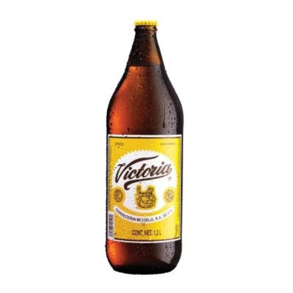 Walmart Cerveza mega Victoria 1.2L