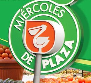 Miércoles de plaza en La Comer: naranja $1.90, sandía $4.50 y más