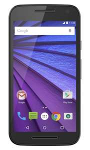 Hot Sale Amazon MX: Moto G3 16GB Doble SIM $2,800 ($2,334 con Banamex a 18 MSI)