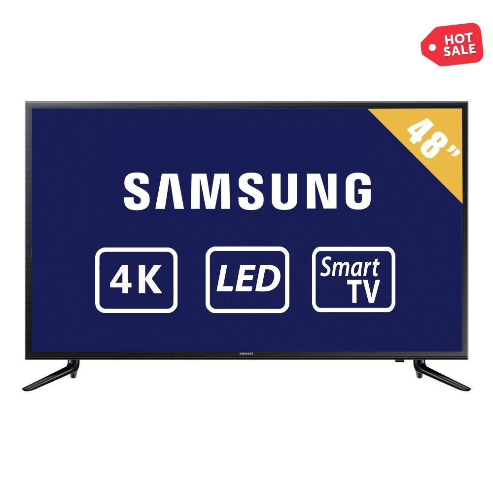 Hot Sale Walmart: TV Samsung 48 Pulgadas 4K Ultra HD Smart TV LED a $10,999 o menos