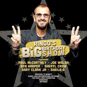 Gratis Concierto Ringo Starr y Paul McCartney