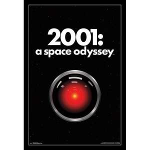 iTunes 2001: a Space Odyssey 4K & Dolby Vision