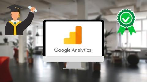 Udemy Curso preparación para certificación Google Analytics Gratis!!! (Ingles)