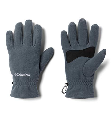 Amazon: Columbia Fast Trek Guante guantes para clima frío para Hombre (S).