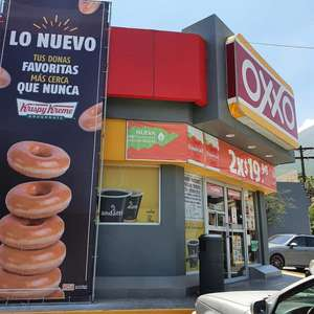 ¡Donas Krispy Kreme ahora en Oxxo!