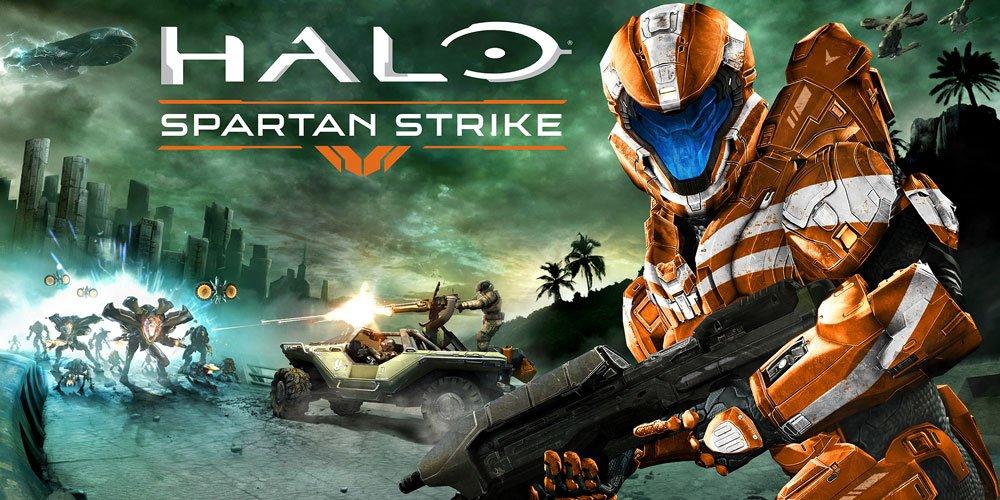 App Store: Halo Spartan Strike a 1 Dolar