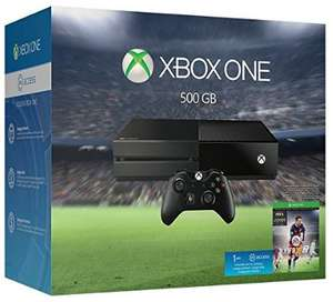 Ofertas Hot Sale Amazon: Xbox One 500 Gb + FIFA 2016 de $8,499 a $5,950 ($4,958 con Banamex)