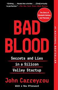 Amazon Kindle - BAD BLOOD