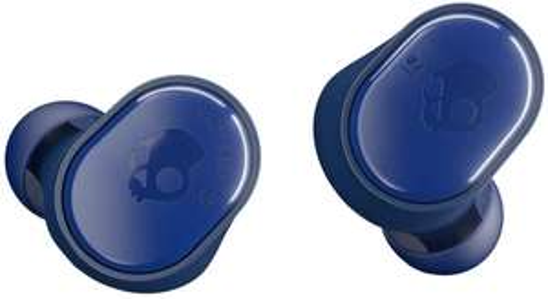 Amazon: Audífonos SKULLCANDY Sesh negro rojo azul