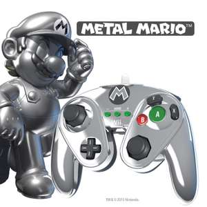 Hot Sale Amazon MX: Control Edición Especial Metal Mario para Wii/Wii U a $219