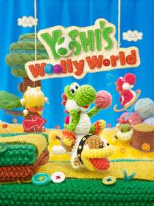 Ofertas Hot Sale Amazon: Yoshi's Wolly World a $570