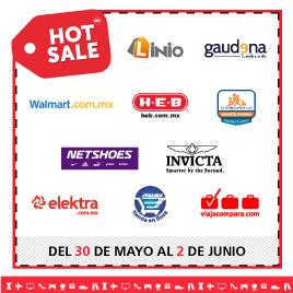 Promociones Hot Sale Santander: MSI en Tiendas Participantes