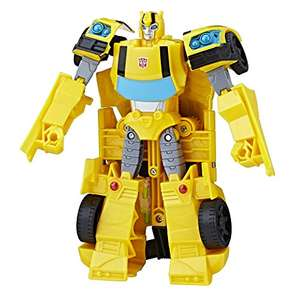 Amazon: Transformers Action Figure Cyberverse Action Attackers Assortment
