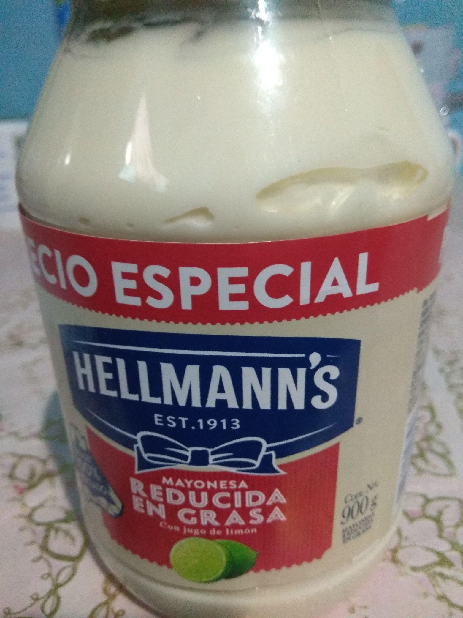 Walmart Hellmanns mayonesa 900g