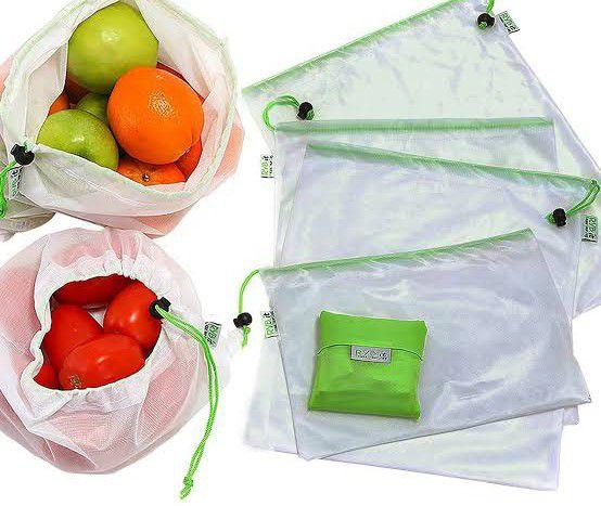 Walmart : Bolsa de Malla Reutilizable Gratis en la compra de frutas y verduras.