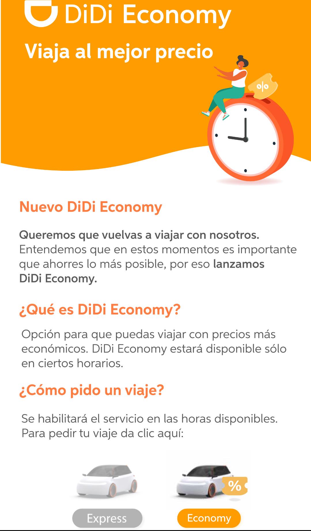 Didi Economy