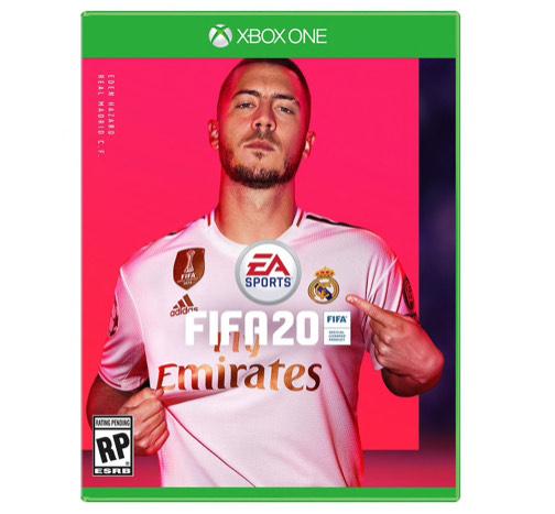 Liverpool: FIFA 20 Xbox One