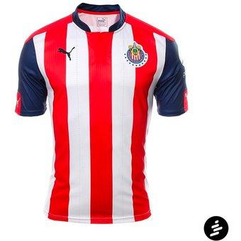 LINIO: Jersey Chivas Original - talla 16-17