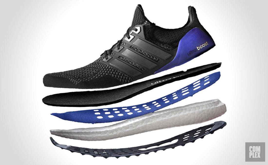 Ofertas Hot Sale Adidas: tenis Adidas Boost (Varios pares al 50%) Hombre y Mujer