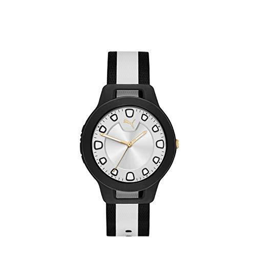 Amazon Reloj para Dama Puma Reset V1 deportivo de tres manos, 36 mm