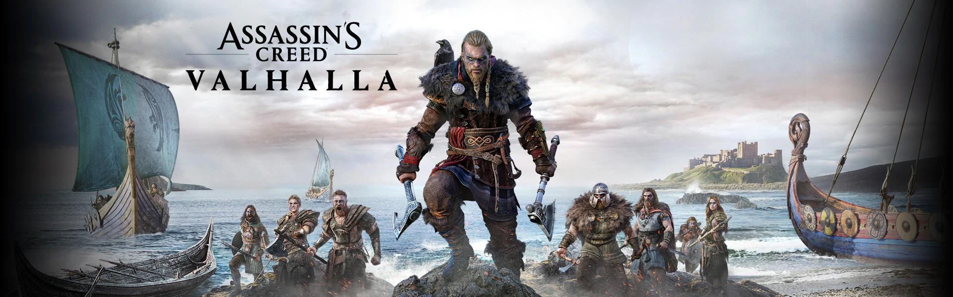 AMD: Assassin's Creed Valhalla gratis en la compra de un procesador Ryzen
