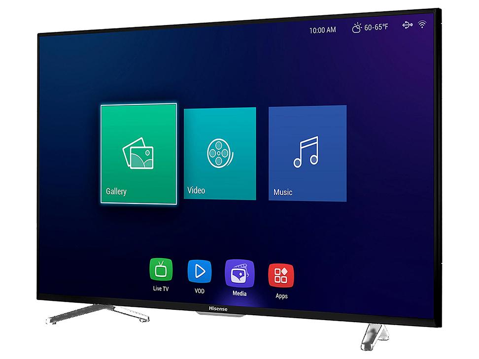 "Ofertas Hot Sale Liverpool: Smart TV Hisense 50"" 4k"