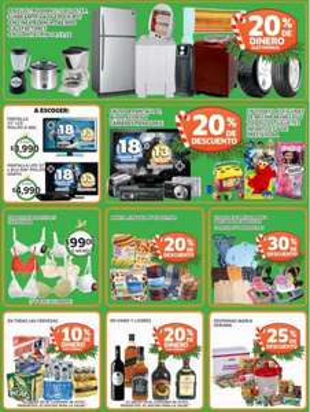 Soriana Hiper: ofertas en TVs y cámaras Panasonic, juguetes, vinos, licores, cervezas y +