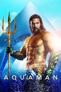 iTunes Aquaman 4K Dolby Vision + Dolby Atmos