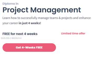 Diploma in: Project Management
