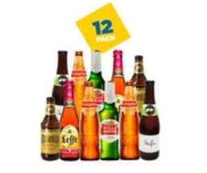 Beerhouse: Regala un 12 pack de cervezas exclusivas