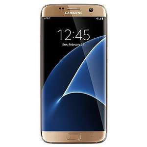 Ofertas Hot Sale Amazon: oferta del día Galaxy S7 Edge  rebajado a $13,699, con Banamex a $11,415