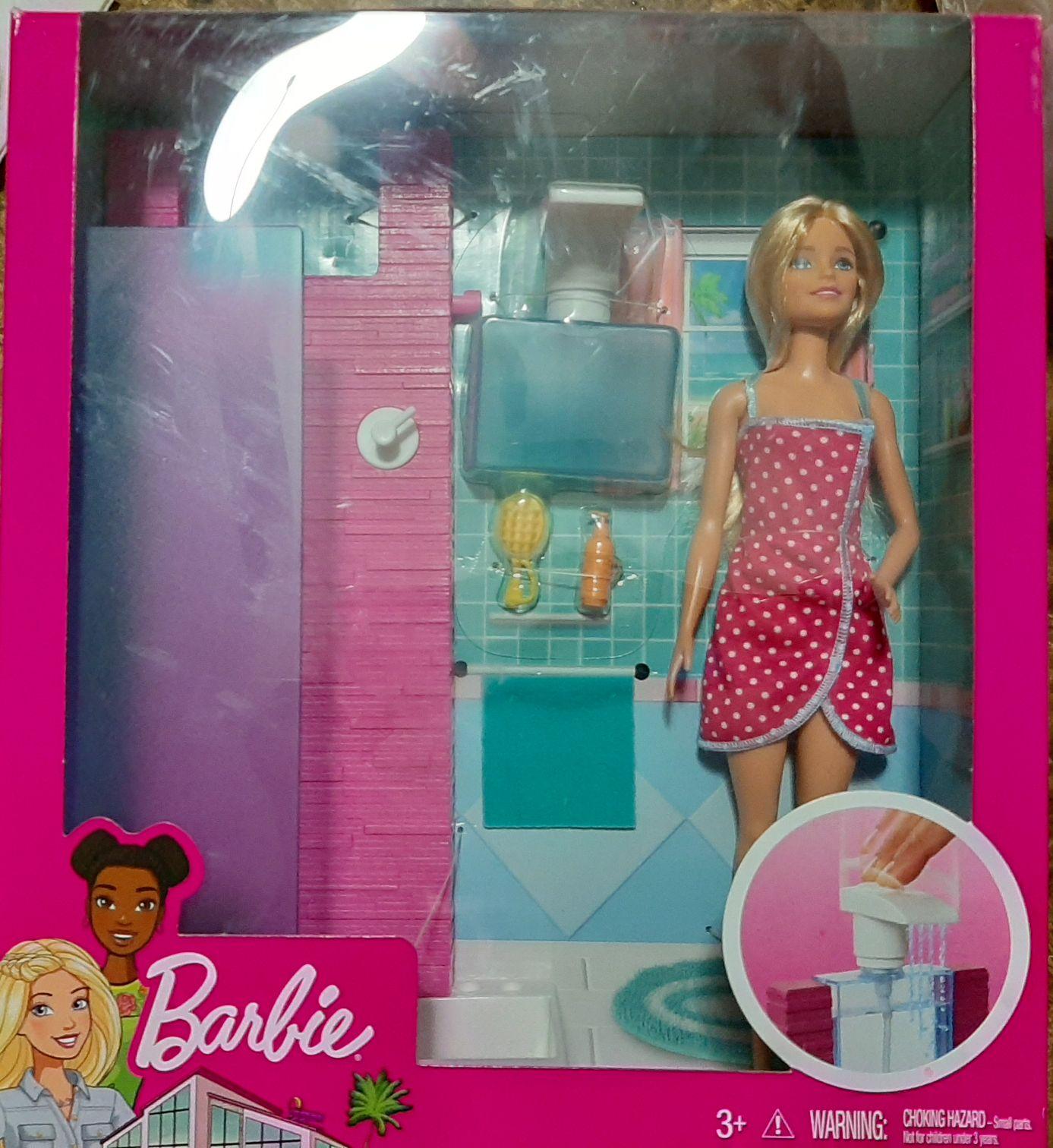 Bodega aurrera Muñeca Barbie Set Última Liquidación