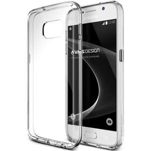 AMAZON: Verus Phone Case for Samsung Galaxy S7 - Non-Retail Packaging - Clear