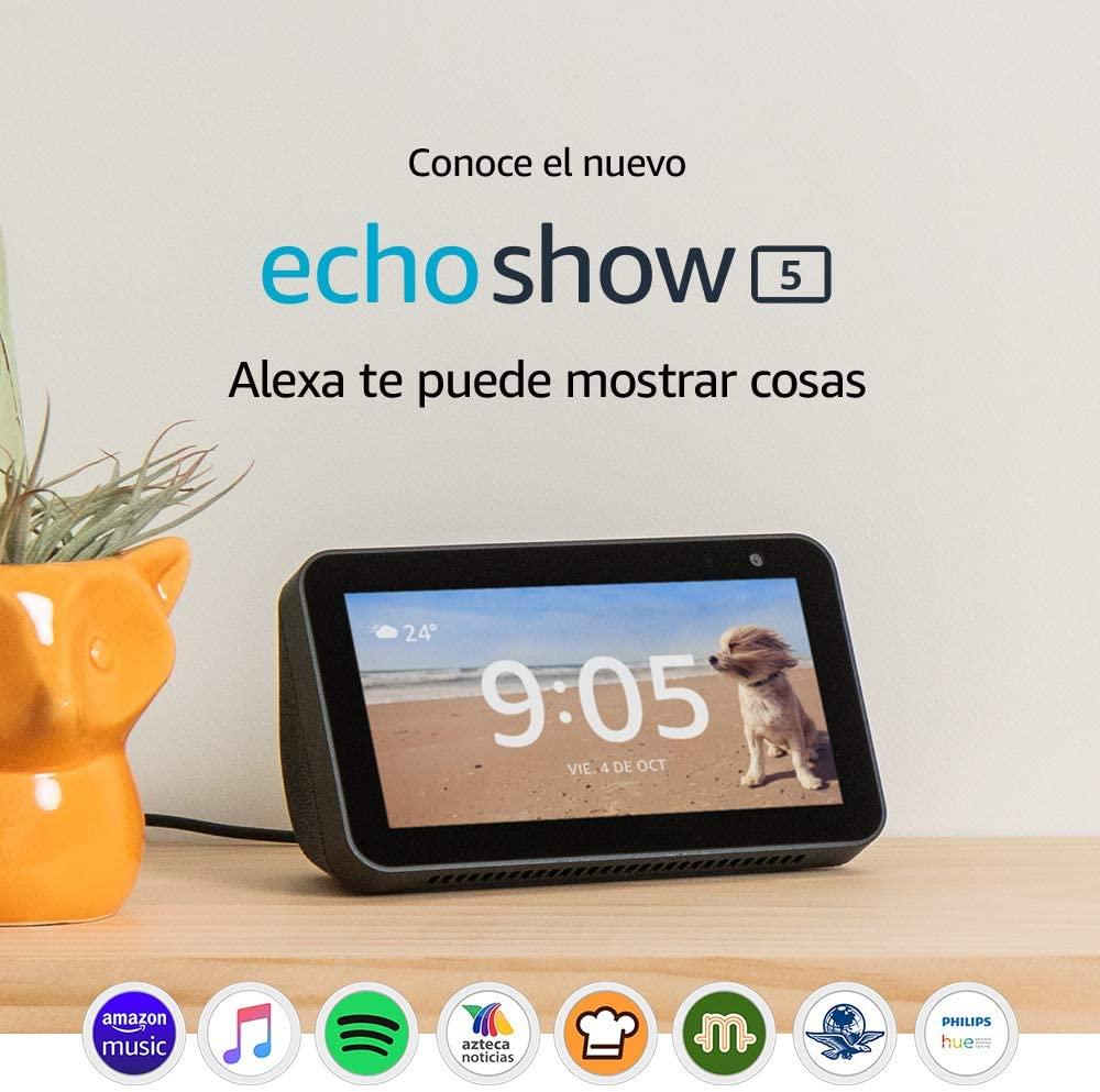 Amazon: Echo Show 5