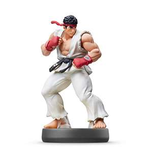 Oferta del Hot Sale en Amazon: Amiibo de RYU con 52% de descuento a $160