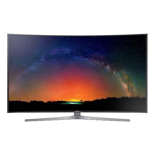 "Oferta del Hot Sale en Amazon: Samsung UN65JS9000FXZX Televisor 65"" SUHD Curved 4K SmartTV, 240HZ, 3D"