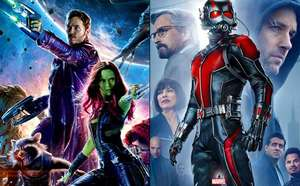 Oferta del Hot Sale en Amazon: Blu-Ray 3D Guardianes de la Galaxia y Ant-Man en 194.50 c/u