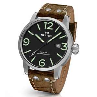 Oferta del Hot Salen en Linio: Reloj Tw Steel MS12 Cuarzo Negro