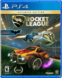 Amazon y Game Planet: Rocket League Ultimate Edition