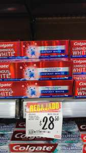 HEB: Colgate Luminous White a $28.50