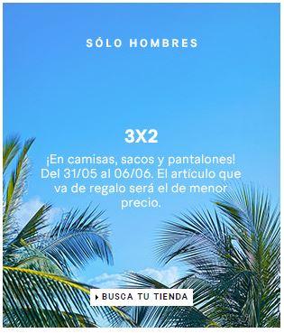 H&M: 3x2 En Pantalones, Camisas y Sacos para hombre