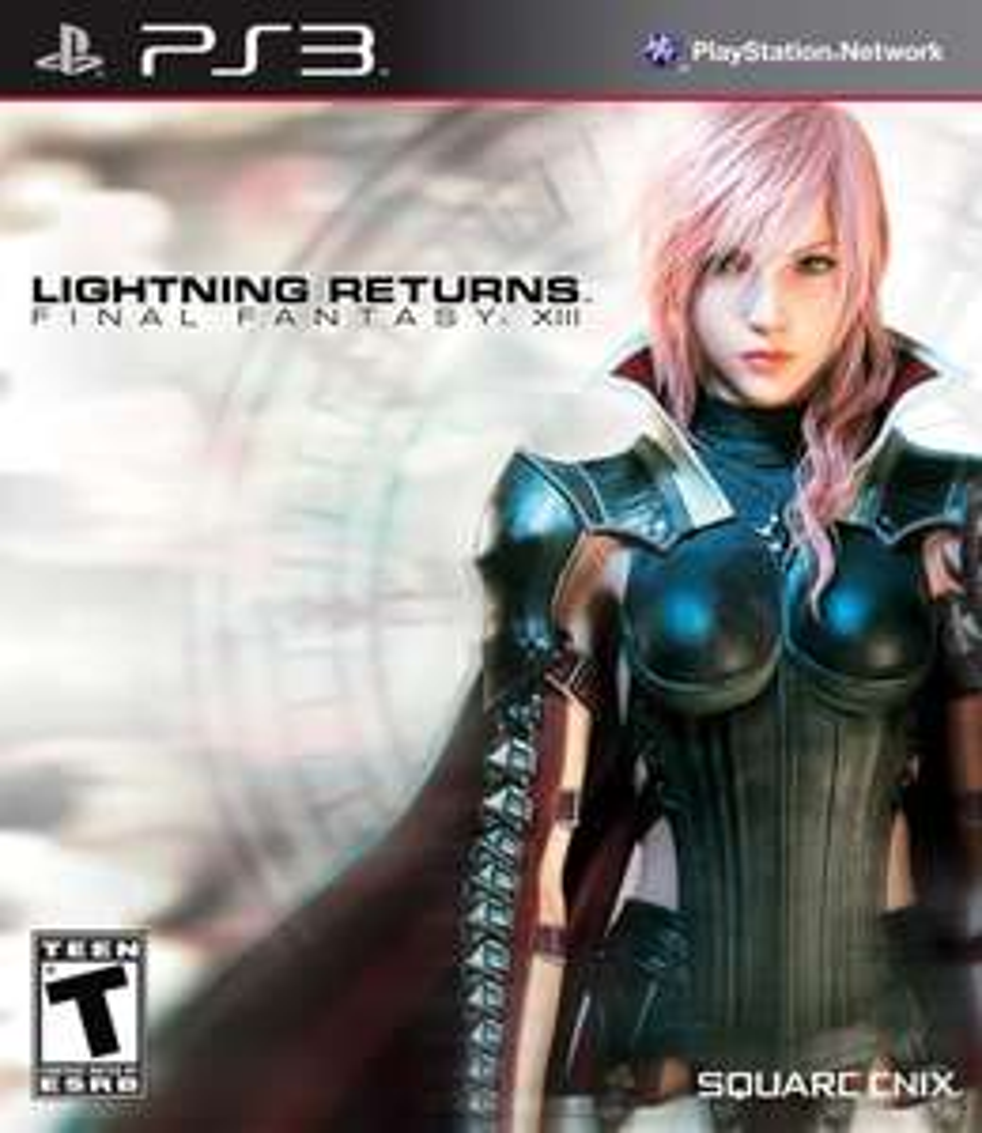 Ofertas Hot Sale Amazon: Lightning Returns Final Fantasy XIII para Playstation 3